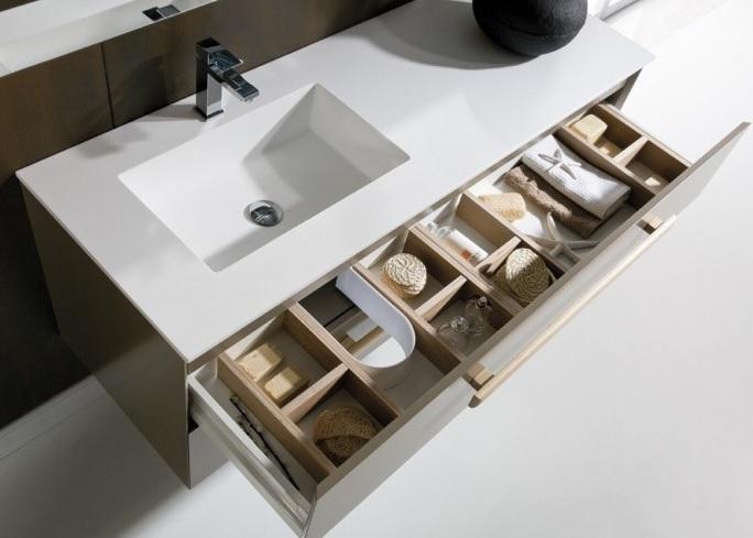 İncek Corian Banyo Tezgahı